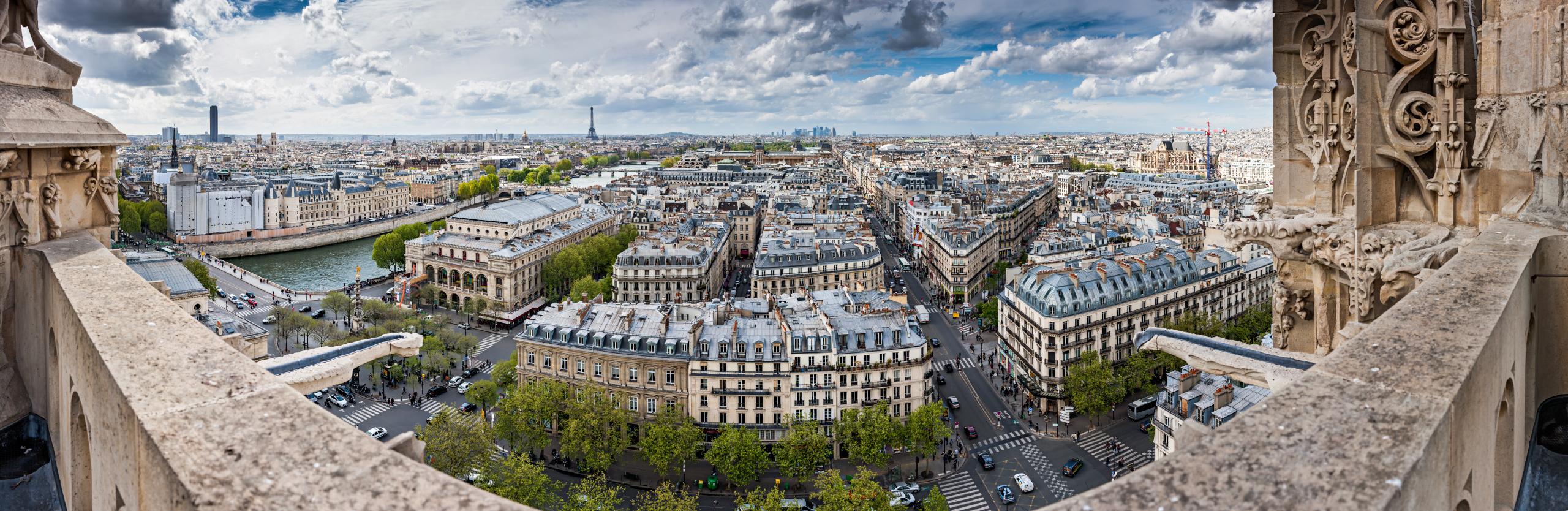 Cession de commercialité à Paris et Lyon